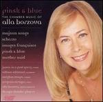 Alla Borzova: Pinsk & Blue