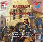 "Bainton: Symphony No. 3; Boughton: Symphony No. 1 ""Oliver Cromwell"""