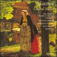 Bairstow: Choral Music - Paul Provost (organ); Roderick Williams (baritone); St. John's College Choir, Cambridge (choir, chorus); Britten Sinfonia