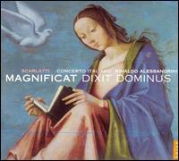 Alessandro Scarlatti: Magnificat; Dixit Dominus - Anna Simboli (soprano); Eduardo Eg�ez (guitar); Elisabetta Tiso (soprano); Gianluca Ferrarini (tenor);...
