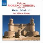 Moreno Torroba: Guitar Music, 1