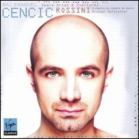 Rossini: Opera Arias & Overtures - Geneva Motet Choir; Max Emanuel Cencic (counter tenor); L'Orchestre de Chambre de Gen�ve; Michael Hofstetter (conductor)