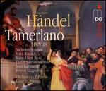 H�ndel: Tamerlano