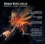 Roman Mints plays Mozetich, Langer, Schnittke