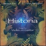 Historia: Duos for Violin and Guitar