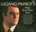 Luciano Pavarotti Sings Tenor Arias from William Tell, I Puritani, Don Pasquale and Others