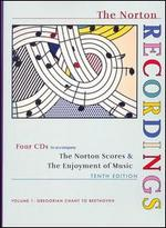 The Norton Recordings: for the Enjoyment of Music: an Introduction to Perceptive Listening (Tenth Edition)