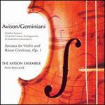 Avison-Concerti Grossi After Geminiani