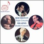 Beethoven: Triple Concerto; Brahms: Double Concerto