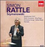 Szymanowski: Symphonies Nos. 3 & 4; Violin Concertos; Orchestral Songs