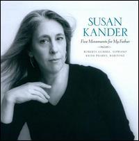 Susan Kander: Five Movements for My Father - Eric Bartlett (cello); Keith Phares (baritone); Lino Gomez (clarinet); Lino Gomez (sax); Roberta Gumbel (soprano);...