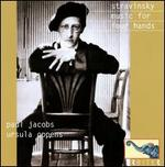 Stravinsky: Music for Four Hands