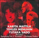 Bernstein: Symphony No. 3 (Kaddish)/Chichester Psalms