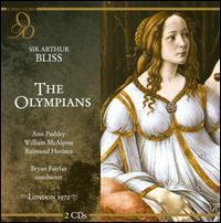 Bliss: The Olympians - Anne Pashley (vocals); Bernard Dickerson (vocals); Edmund Bohan (vocals); Forbes Robinson (vocals); Rae Woodland (vocals);...