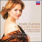 Richard Strauss: Four Last Songs - RenTe Fleming (soprano); Mnnchener Symphonie Orchester; Christian Thielemann (conductor)