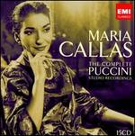 Maria Callas: The Complete Puccini Studio Recordings