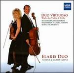 Duo Virtuoso: Works for Violin & Cello