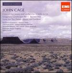 John Cage: Concert for Piano and Orchestra; Credo in Us; Imaginary Landscape No. 1; Etc.