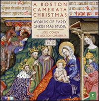 A Boston Camerata Christmas - Anne Azema (soprano); Anne Azema (percussion); Anne Azema (soprano); Boston Camerata; Boston Shawm and Sackbut Ensemble;...