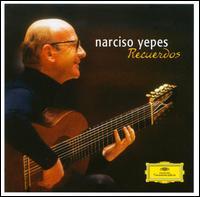 Recuerdos - Godelieve Monden (guitar); Narciso Yepes (guitar); Luis A. Garcia Navarro (conductor)