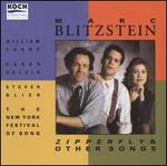 Marc Blitzstein: Zipperfly & Other Songs