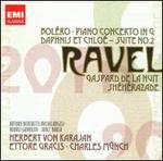 Ravel: BolTro; Piano Concerto in G; Daphnis et ChloT Suite No. 2; Gaspard de la nuit; ShThTrazade