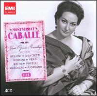 Icon: Montserrat Caball� - Agostino Ferrin (bass); Alexis Weissenberg (piano); Alfredo Kraus (tenor); Astrid Varnay (soprano); Bernabe Marti (tenor);...