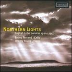 Northern Lights: English Cello Sonatas, 1920-1950