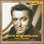 Fritz Wunderlich: Songs & Melodies