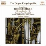 Joseph Gabriel Rheinberger: Organ Works, Vol. 8