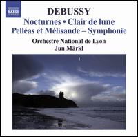 Debussy: Orchestral Works, Vol. 2 - MDR Leipzig Radio Chorus (choir, chorus); Orchestre National de Lyon; Jun M�rkl (conductor)