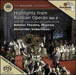 Bolshoi Experience 2 (Hlts From Russia Operas)
