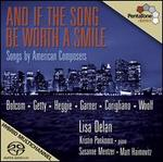 If the Song Be Worth a Smile: Songs By American