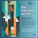 Castelnuovo-Tedesco Concerto Op.99 & Other Guitar Concerti By Vivaldi in a & C & Kohaut. (a