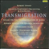 Transmigration - Nmon Ford (baritone); Atlanta Symphony Orchestra & Chorus (choir, chorus); Gwinnett Young Singers (choir, chorus);...