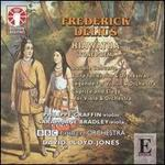 Delius: Hiawatha; Double Concerto; Suite for violin & orchestra; LTgende; Caprice and Elegy