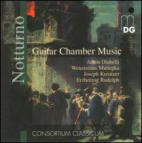 Guitar Chamber Music - Consortium Classicum; Sonja Prunnbauer (guitar)