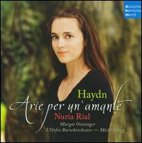 Haydn: Arie per un' amante - Margot Oitzinger (mezzo-soprano); N�ria Rial (soprano); L'Orfeo Baroque Orchestra; Michi Gaigg (conductor)