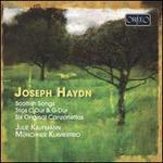 Haydn: Scottish Songs; Trios; Six Original Canzonettas