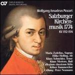 Mozart: Salzburger Kirchenmusik 1774