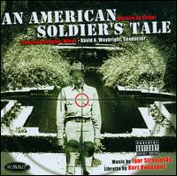 Igor Stravinsky: An American Soldier's Tale - American Chamber Winds; Andrew Russo (piano); Evan Ziporyn (clarinet); Todd Reynolds (violin); David A. Waybright (conductor)