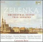 Zelenka: Orchestral Suites-Trios Sonatas