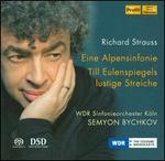 Richard Strauss: Eine Alpensinfonie; Till Eulenspiegels lustige Streiche