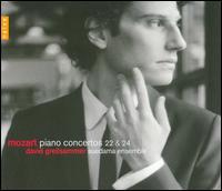 Mozart: Piano Concertos 22 & 24 - David Greilsammer (piano); Suedama Ensemble; David Greilsammer (conductor)