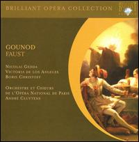Charles Gounod: Faust - Boris Christoff (vocals); Jean Borthayre (vocals); Martha Angelici (vocals); Nicolai Gedda (vocals); Robert Jeantet (vocals);...