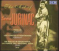 The Art of Sena Jurinac - Ermanno Lorenzi (vocals); Hilde Rossel-Majdan (vocals); Irmgard Seefried (vocals); Kostas Paskalis (vocals);...