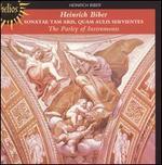 Heinrich Biber: Sonatae Tam Aris, Quam Aulis Servientes
