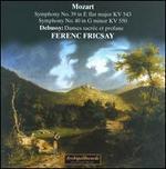 Mozart: Symphonies Nos. 39 & 40; Debussy: Dances sacrTe et profane