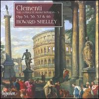 Clementi: The Complete Piano Sonatas, Vol. 5 - Howard Shelley (piano)