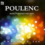 Poulenc: Music for Piano and Wind